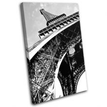 Paris Eiffel Tower Landmarks - 13-1602(00B)-SG32-PO